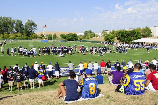 NFL Preseason Power Rankings, Start of Training Camps Edition