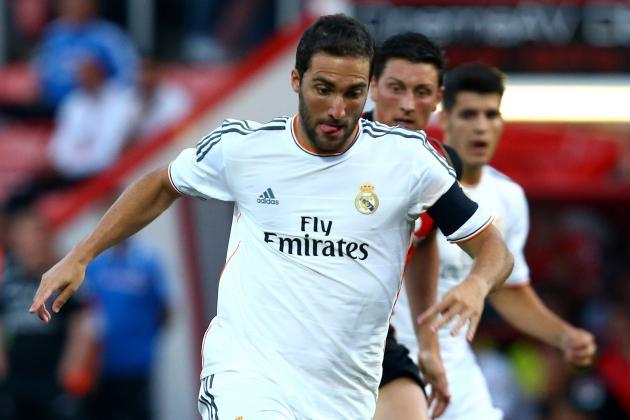 Summer Transfer Window Gossip: Gonzalo Higuain, Roberto Soldado, Gareth Bale