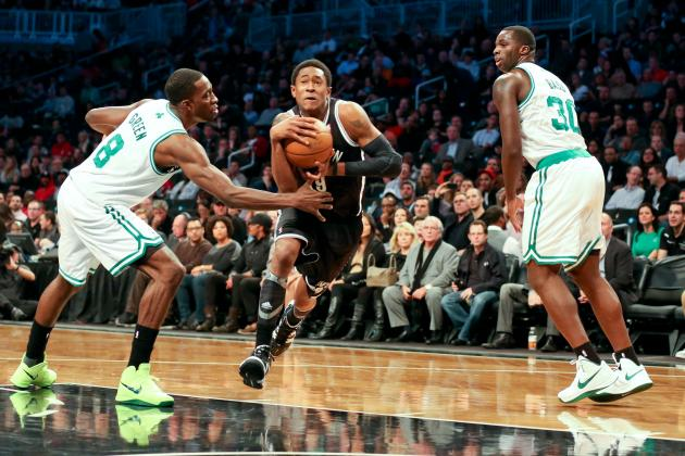 Best Case, Worst Case Scenarios for MarShon Brooks with Boston Celtics