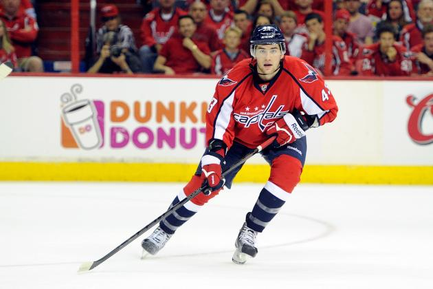 Progress Report on Washington Capitals' Top 5 Prospects