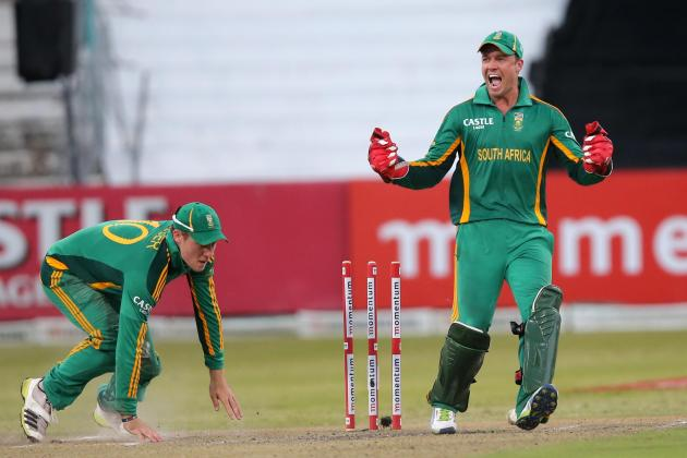 Sri Lanka V South Africa:  Winners and Losers from 2nd ODI