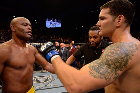 5 Reasons to Look Forward to the Weidman vs. Silva Rematch