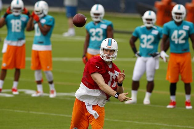Miami Dolphins: Predicting the Winner of Biggest Training Camp Battles