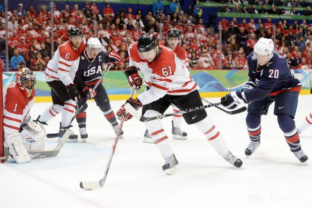 Which Players Will Make Final Cut for Canada's Preliminary Olympic Roster?