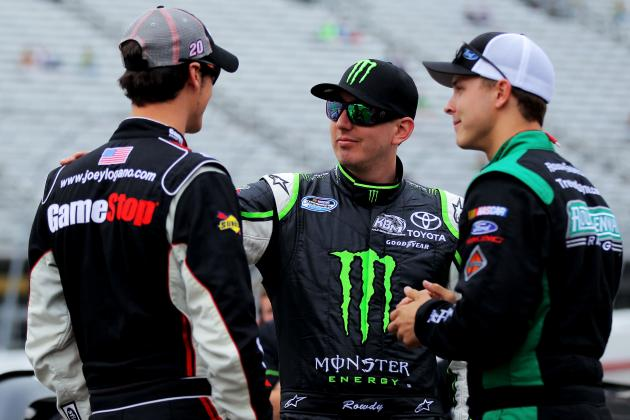 5-Year Projections for All of NASCAR's Young Stars