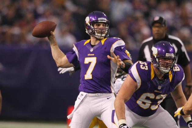 Biggest External Factors for Christian Ponder