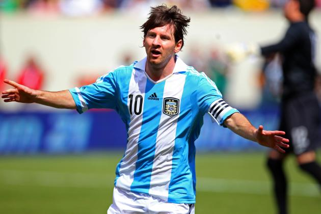 Diego Maradona, Lionel Messi and the 6 Best Argentine Footballers of All Time