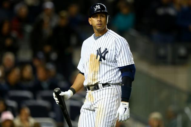 Timeline of Alex Rodriguez's Rise and Fall