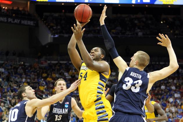 Ranking the 10 Most Efficient Players in College Basketball for 2013-14 Season