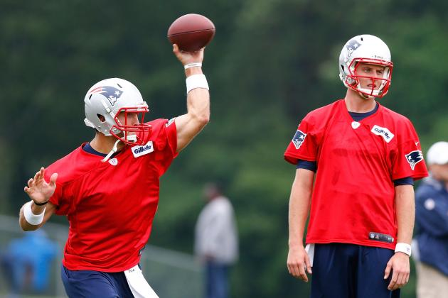 Predicting Winners of the New England Patriots' Biggest Training Camp Battles