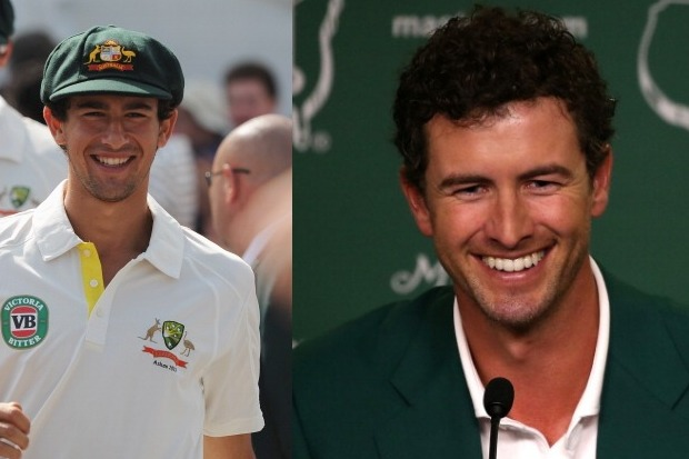 Cricket's Best Lookalikes: Ashton Agar/Adam Scott and More