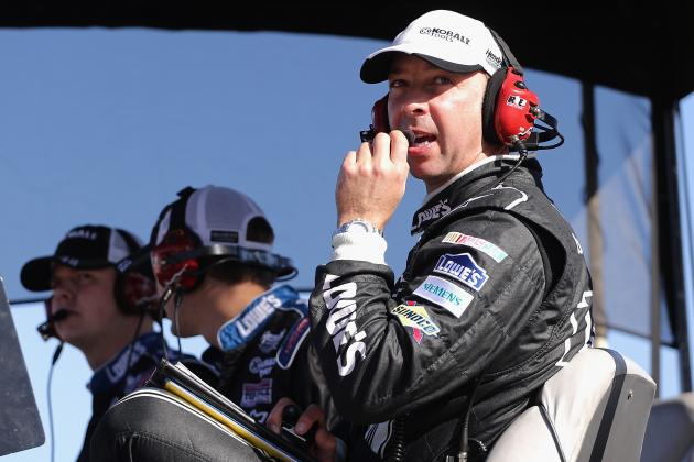 Breaking Down What Makes a Great NASCAR Crew Chief