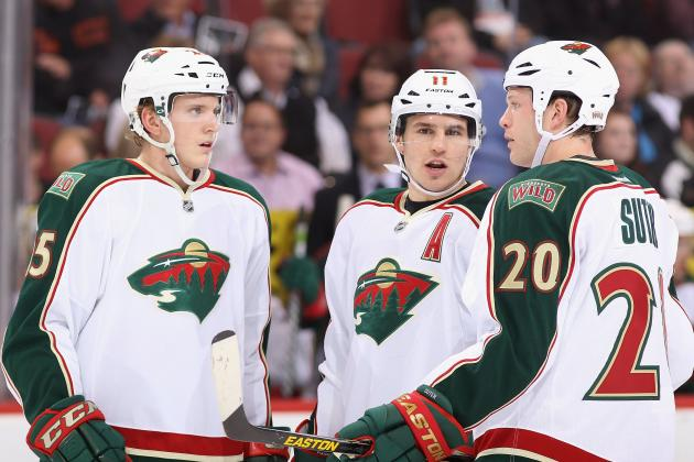 7 Minnesota Wild Who Will Have a Major Impact on 2014 Sochi Winter Olympics