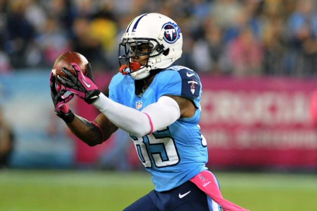 2013 Stat Projections for Key Tennessee Titans Players