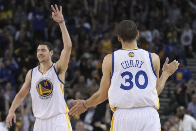 Reasons Golden State Warriors Will Win the Pacific Division