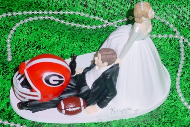 Top Excuses to Get out of a College Football Saturday Wedding This Fall