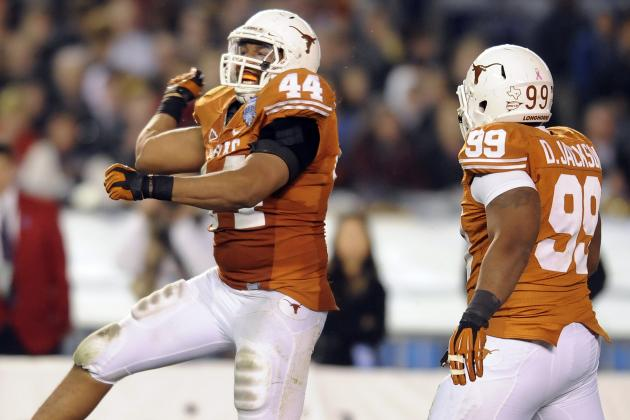 Texas Football: 5 Longhorns Appear on Final Round of National Award Watch Lists
