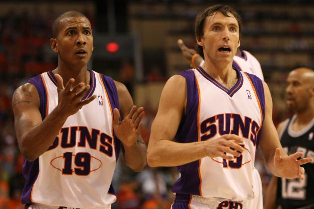 Ranking the Five Best Free Agency Signings in Phoenix Suns History