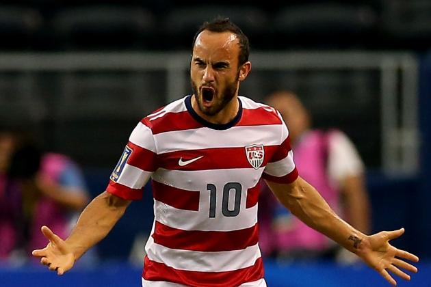 5 Things We Learned from USMNT Gold Cup Semifinal Win over Honduras