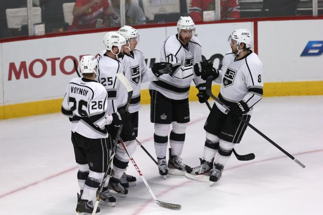 Biggest Takeaways from Los Angeles Kings' 2013 Development Camp