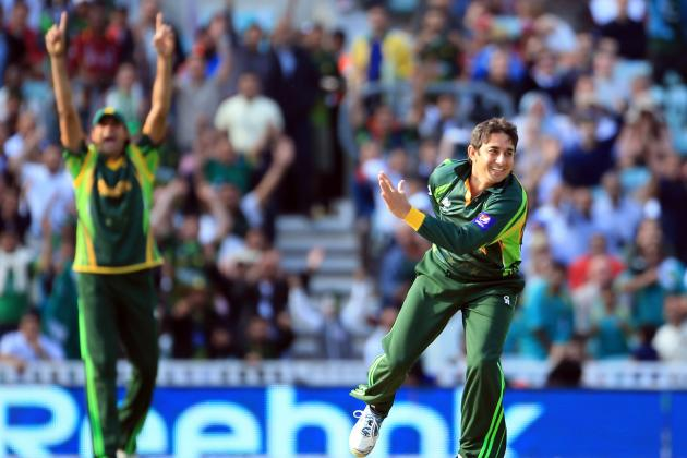 Rating the Pakistan Players in West Indies ODIs