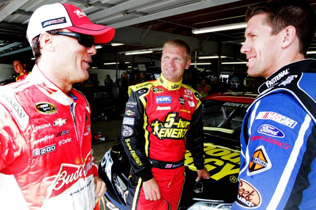 Ranking the 10 NASCAR Drivers with the Shortest Tempers