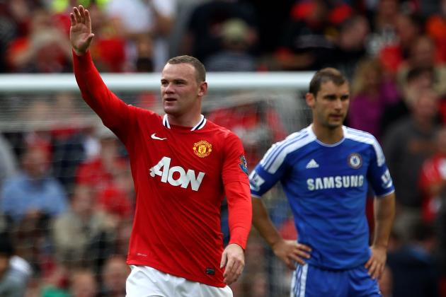Wayne Rooney and the 5 Most Telling Signs a Player's Time at a Club Is Over