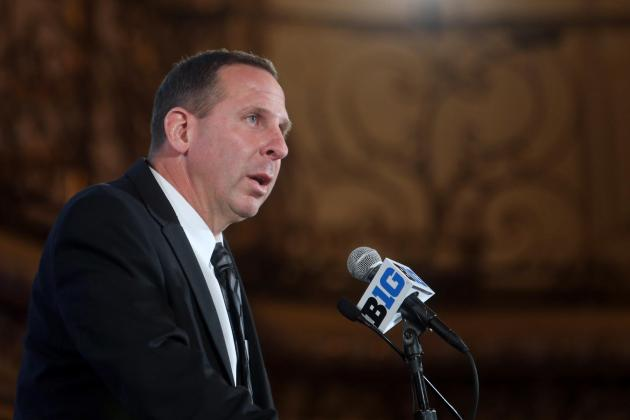 Nebraska Football: Grading Bo Pelini's  Performance at Big Ten Media Days