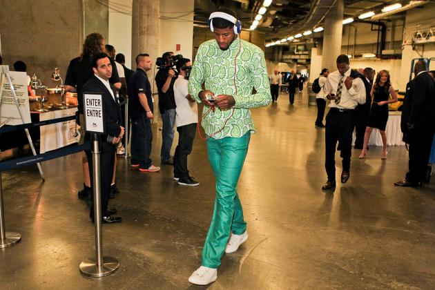 Sports Fashion Fails: Summer 2013 Edition