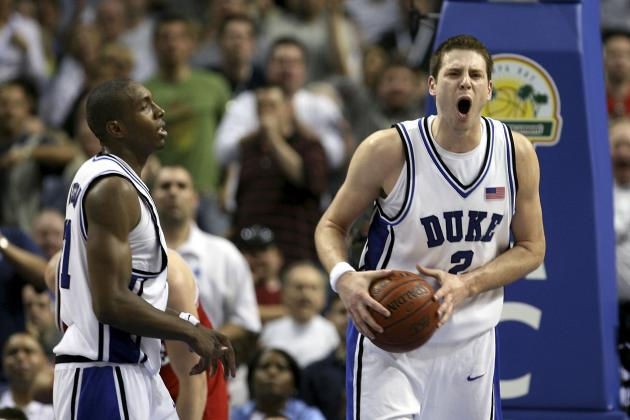 Duke Basketball: The 5 Biggest Underachievers in Blue Devils History