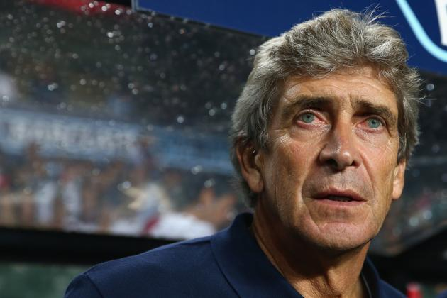 Manchester City: 5 Changes Manuel Pellegrini Must Incorporate to Be Successful