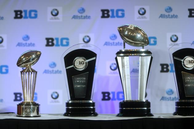 Big Ten Media Days 2013: Winners and Losers from Day 2
