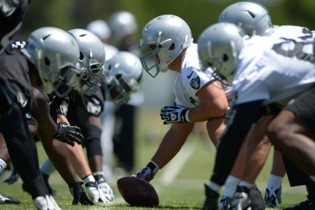 Breaking Down Oakland Raiders' 2-Deep Depth Chart at the Start of Training Camp