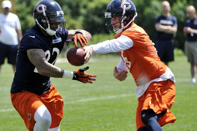 Breaking Down Chicago Bears Two Deep Depth Chart at the Start of Training Camp