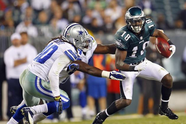 Best- and Worst-Case Scenarios for Philadelphia Eagles Offensive Stars