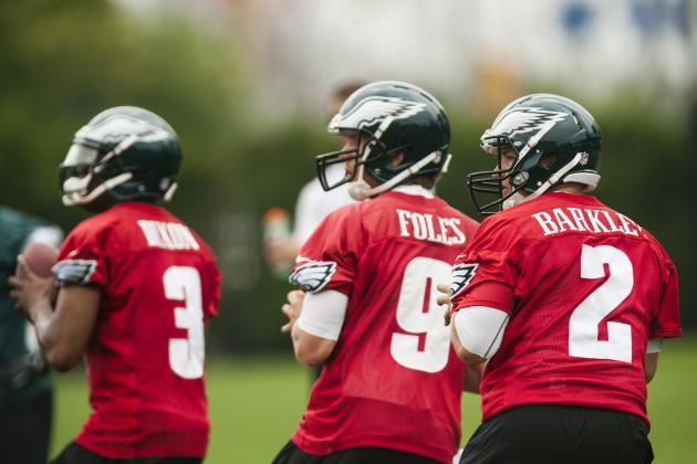 5 Reasons Matt Barkley Should Be Quarterback for 2013 Philadelphia Eagles