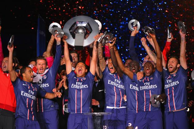 Paris Saint-Germain: 5 Reasons the Red and Blue Will Repeat as Ligue 1 Champions