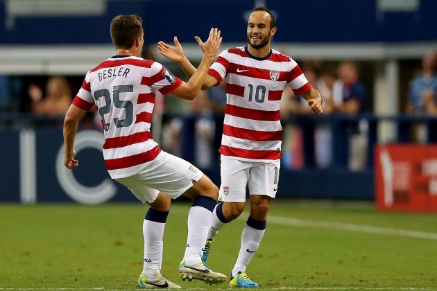Predicting the Major MLS, Gold Cup and Champions League Fixtures This Weekend