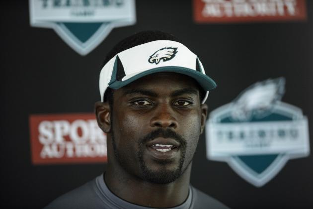 Breaking Down Eagles' Depth Chart at the Start of Training Camp