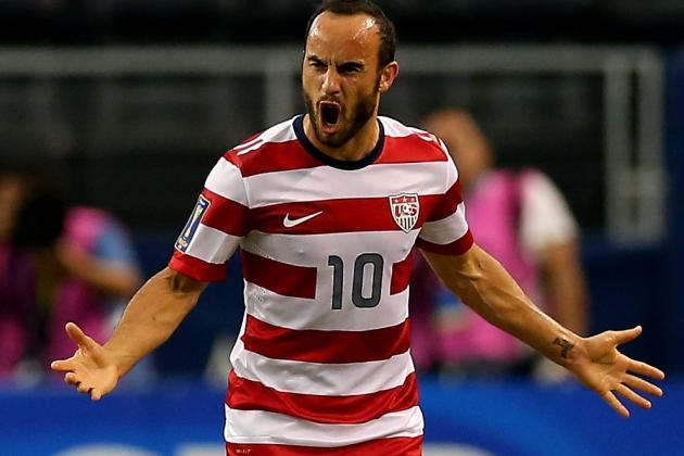 Predicting the US Squad to Go to World Cup 2014 in Brazil After the Gold Cup