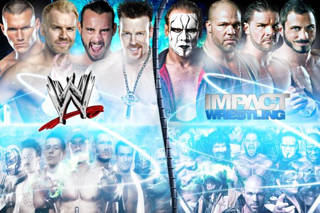 5 Ways That TNA Is Better Than WWE