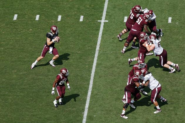 Texas A&M Football: Previewing the 4 Biggest Position Battles in Fall Practice