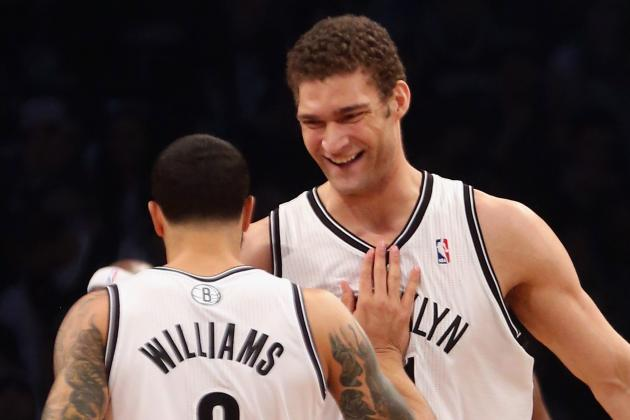Brooklyn Nets: Predicting the Stats of the Starting Lineup in 2013-14
