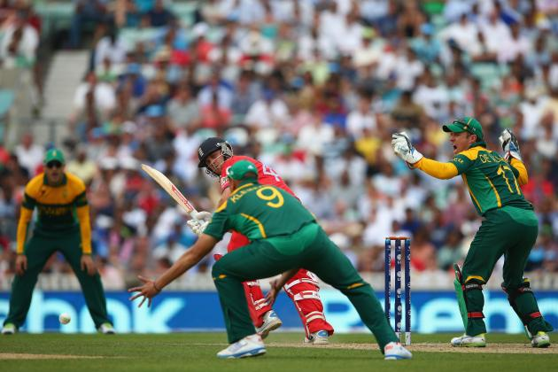 Sri Lanka vs. South Africa: Video Highlights Plus Winners and Losers for 3rd ODI