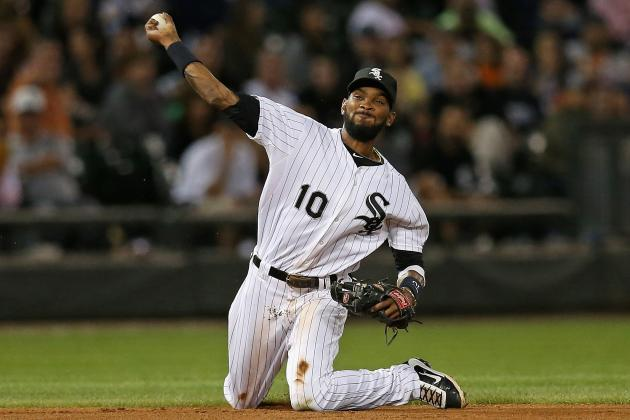Ranking the Top 10 Middle Infielders Potentially Available at the Trade Deadline