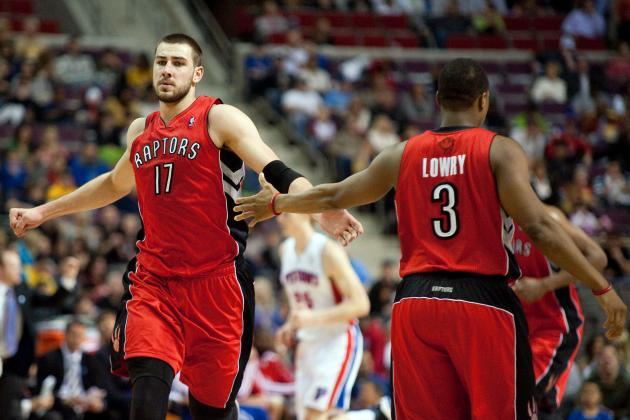 Early Predictions for Toronto Raptors' Starting 5 Next Season