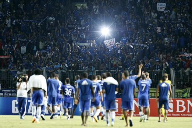 Chelsea Players Who Impressed on 'Here to Play, Here to Stay' Tour of Asia