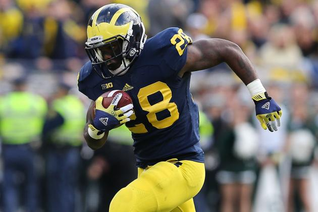 Michigan Football: Previewing the 4 Biggest Position Battles Headed into Fall