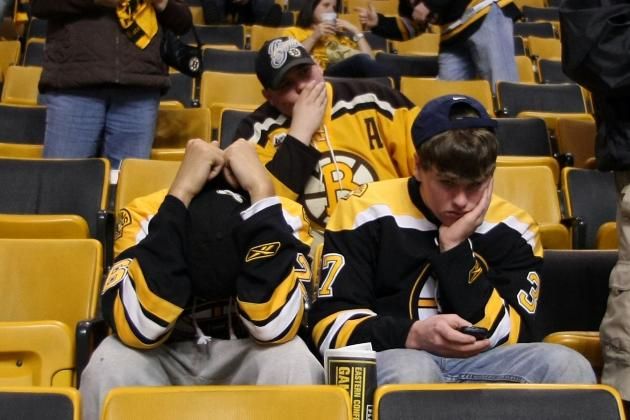 5 Moments You Should Never Mention to a Boston Bruins Fan
