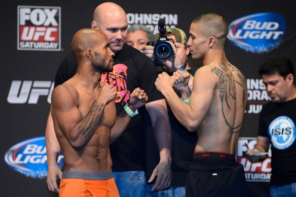 UFC on Fox 8 Results: Recapping and Ranking Every Main Card Fight